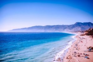 Malibu en Californie