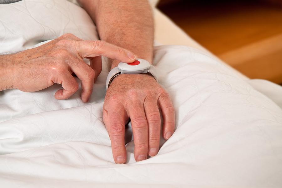bracelet pour les patients atteints d'Alzheimer