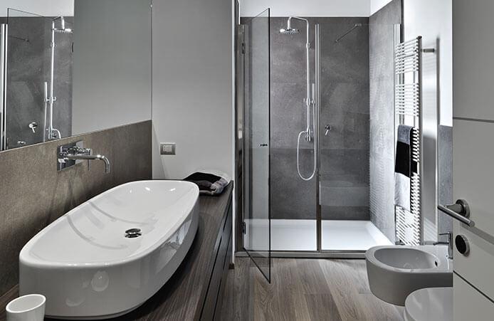 Que vous souhaitez mettre à jour une salle de bain ou en la ...