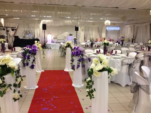 réserver une salle de mariage et céremonie