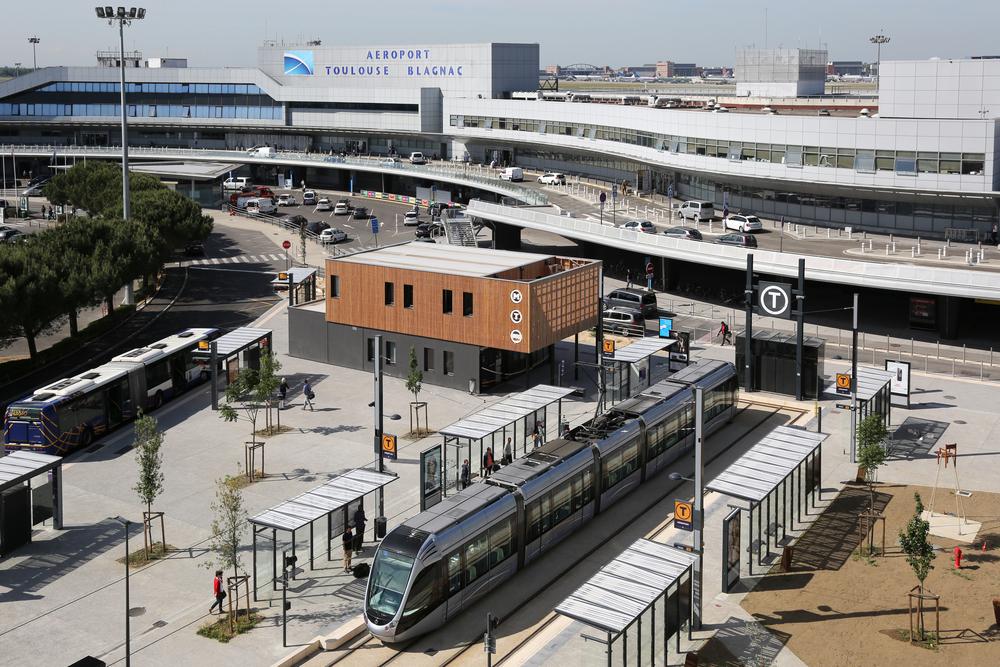 aéroport de Toulouse
