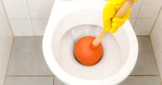 Vos toilettes sont bouchées à Menton