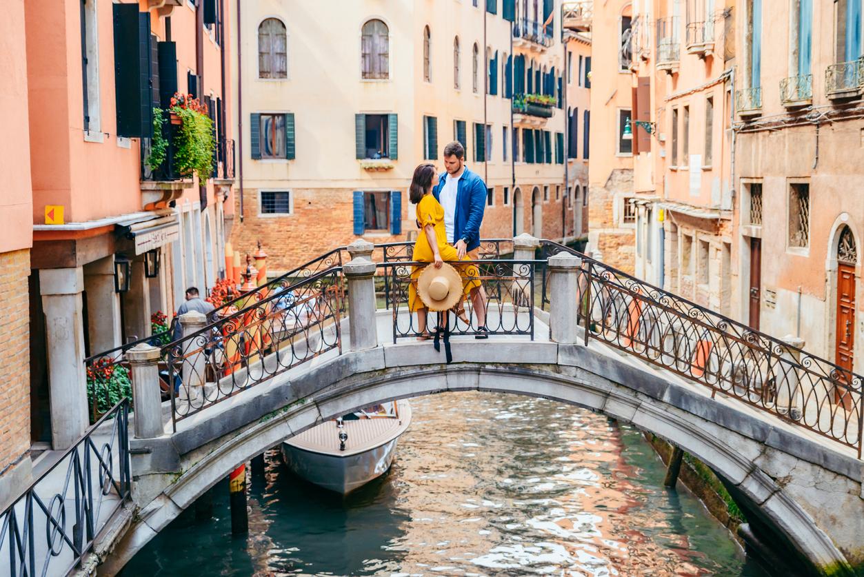 Les destinations pour un séjour romantique en Europe
