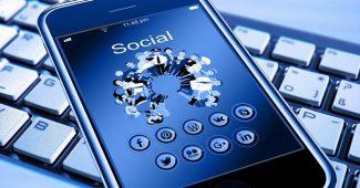 publicités sur les réseaux sociaux
